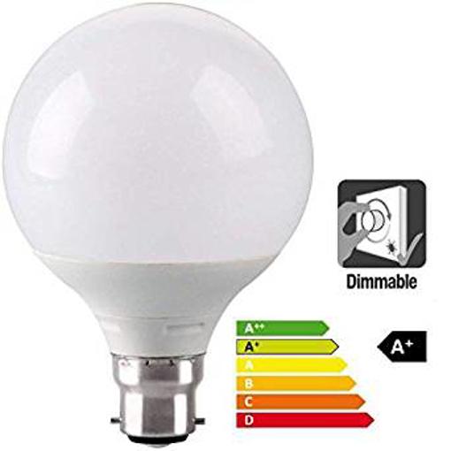 Picture of LED Decor Globe Light Lamp Bulb Warm White
