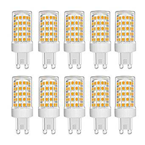 Picture of G9 LED Bulb 10W LED Lamps -80W Halogen Bulbs Equivalent -SMD