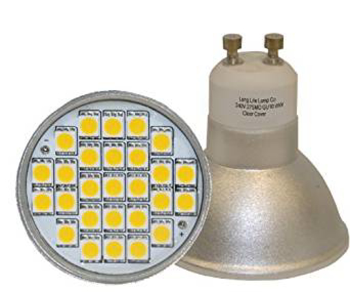 Picture of 5 pack 27 SMD 5050I SMD LED fitted with new chip technology