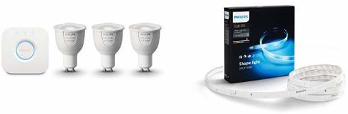 Picture of Philips Hue Entertainment Bundle (Philips Hue White and Colo