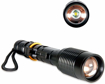 Picture of Maketheone Tactical XML T6 LED Torch Powerful Bright 1000 Lumens 5 Modes Zoomable Flashlight + 2 x Batteries + AC Charger + Pressure Switch Good Torch Kit