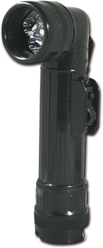Picture of Mil-Tec US LED Angle Torch Lge/Black