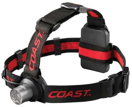 Picture of Coast HL5 LED Head Torch - Black