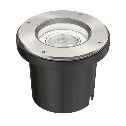 Picture of Parlat LED Recessed Ground Light For Outdoor - Swivelling - Warm White - IP67 - 230V - 150mm Ø