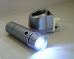 Picture of Quantek 3 in 1 Emergency Power Cut Light - Rechargeable Torch and Automatic LED Night Light