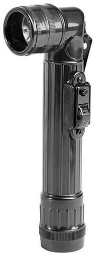 Picture of Black TL-132 Splash Proof Shock Resistant Field Torch - Medium