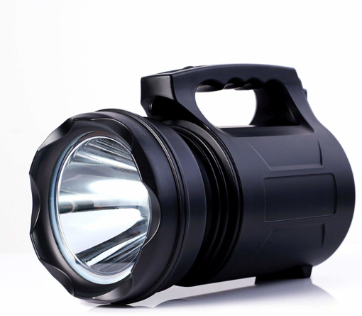 Picture of ALFLASH Powerful Super-Bright 10000 Lumen 15000 mAh Rechargeable Outdoor Waterproof Torch - Colour Number 2