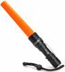 Picture of UltraFire 6-Inch Signal Traffic Wand Baton LED Flashlight with Strobe Mode - Wrist Strap Lanyard - 250 Lumens - Orange Finish