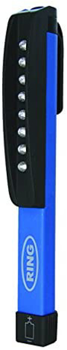 Picture of Ring RIL51 Pocket Inspection Lamp 8 Bright LEDs - Magnet with Batteries Included