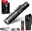 Picture of Klarus XT2CR 1600 Lumens Super Bright Rechargeable Tactical Torch - CREE XHP35 HD E4 LED Waterproof Flashlight for Outdoor Camping - with 18650 Battery and Holster