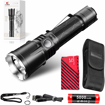 Picture of Klarus XT21X 4000 Lumens Powerful LED Tactical Torch - 316 Meters Throw - CREE XHP70.2 P2 LED - USB Rechargeable Tactical Flashlight with 21700 Battery and Holster