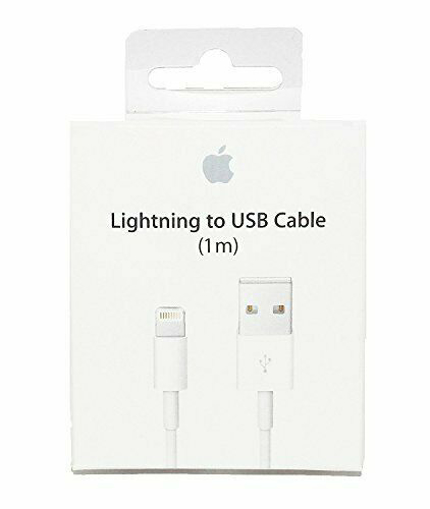 Picture of Fast Charging Apple iPhone USB Lighting Cable for Charging and Data Sync