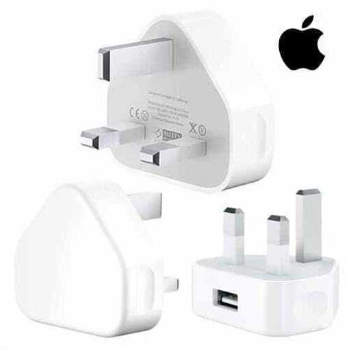 Picture of Lightning to USB Cable Fast Charger Plug & Data Lead For iPhone 6 7 8 X XR iPad