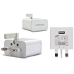 Picture of Genuine Samsung Fast USB Mains Charger/Travel Adapter For Samsung S20 FE | S20 | S20+ | S20 Ultra LTE - White