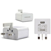 Picture of Genuine Samsung Fast Main USB Charger Adapter Plug (White) For Galaxy A70 A70s A50 A51