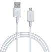 Picture of Genuine Samsung Galaxy Note 5 4 3 Fast Charger Plug With 1m Micro-USB Cable - White