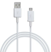 Picture of Samsung Genuine (White) USB Data Cable Galaxy S2 S3 S4 S6 S6 Edge S7, A5 (2016), J5 J7 & Other Micro Ports