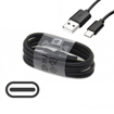 Picture of Huawei P20 Pro P20 Lite P20 New 1M USB-C Type Charger Cable and Data Sync Lead - Black