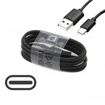 Picture of Samsung Galaxy Tab A 10.1 2019 New 1M USB Type C Charger Cable Data Sync Lead - Black