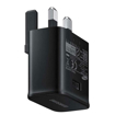 Picture of Genuine Samsung Galaxy S9 | S9 Plus USB Charger Plug Fast Adaptive Charge - Black