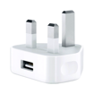 Picture of ORIGINAL OFFICIAL Apple iPhone X/8/7/6S iPad Charger USB Cable & Adapter
