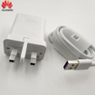 Picture of Genuine HUAWEI P40 Pro HUAWEI P40 Pro HUAWEI P40 Pro+ Super Charge Fast Adapter Plug & USB-C Cable