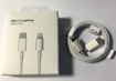 Picture of Apple iPhone 12 11 X 8 7 6 5 iPad 4 Air 1M USB-C Lightning Charging & Data Sync Cable