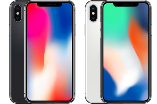 Picture of Apple iPhone X 64-256GB (Unlocked) - All Colours