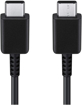 Picture of Genuine Samsung USB Type-C Cable for USB Type-C Compatible with Samsung Galaxy Note 20, Note 10, Note 9, Note 8 and Other Galaxy Smartphones - Black