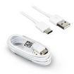 Picture of Samsung Galaxy A3(2017) Genuine Samsung Fast Adaptive Mains Plug & Genuine Samsung Type C Charge & Sync Cable (Samsung Galaxy A3(2017)) - White