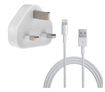 Picture of Genuine Apple CE Approved  Charger Plug & USB Data Cable for Apple iPhone X XR Xs Xs Max SE 2020 and all Apple iPhones.