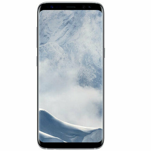 Picture of Samsung Galaxy S8 Arctic Silver 64GB Unlocked Very Good Condition (Grade A)