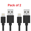 Picture of STAR 1 Meter unbreakable high speed lighting Cable for Apple iPhones, iPads and iPods