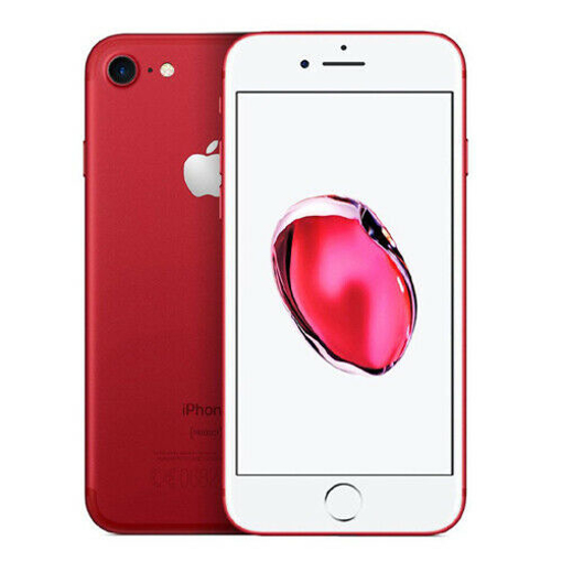 Picture of Apple iPhone 7 128GB Red - Used Very Good (Grade B)
