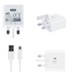 Picture of Genuine New Samsung Adaptive Fast Wall Charger UK Plug Adapter For Galaxy S7 Edge | S8, S8+ | S9,S9+ | S10, S10+
