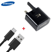 Picture of Samsung Galaxy S8 S8+ / S9 S9+ Plus Note 8 9 USB Type-C Sync & Charging Cable